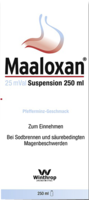 MAALOXAN 25 mVal Suspension