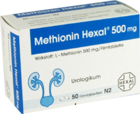 METHIONIN-HEXAL-500-mg-Filmtabletten