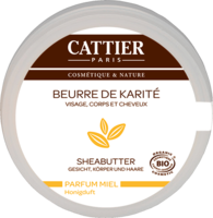 CATTIER Sheabutter Honigduft