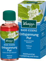 KNEIPP BADE-ESSENZ Entspannung Pur Melisse