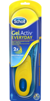 SCHOLL GelActiv Einlegesohlen Everyday men