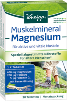 KNEIPP Muskelmineral Magnesium Tabletten