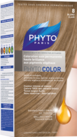 PHYTOCOLOR 8 helles blond